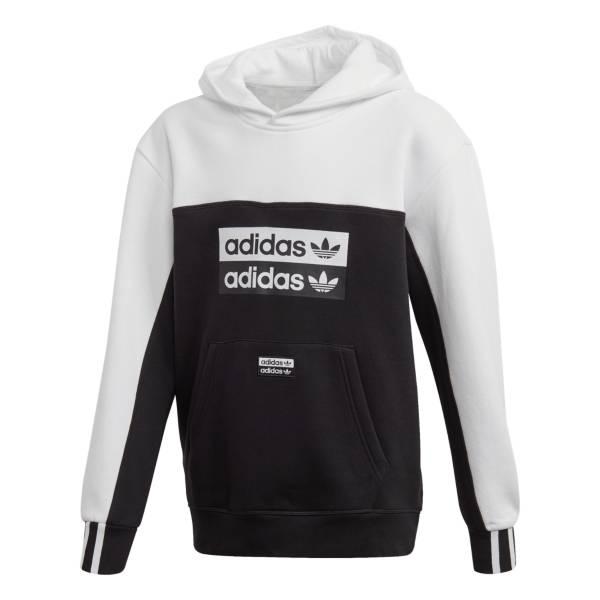adidas Originals Boys' Logo Blocked Hoodie product image