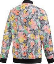 adidas Originals Girls' Superstar Floral Print Track Jacket product image