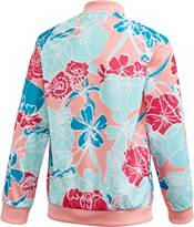 adidas Originals Superstar Floral Track Jacket product image
