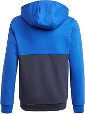 adidas Boys' Colorblock Hoodie product image