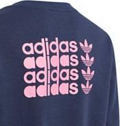 adidas Boys' Graphic Print Crewneck product image