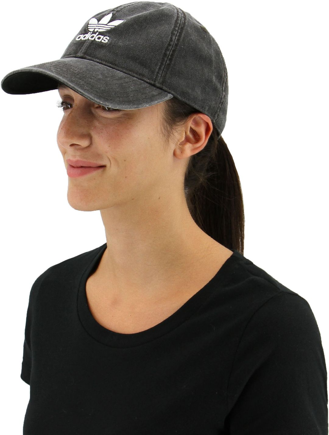 60e9aa3f adidas Originals Women's Relaxed Strapback Hat | DICK'S Sporting Goods