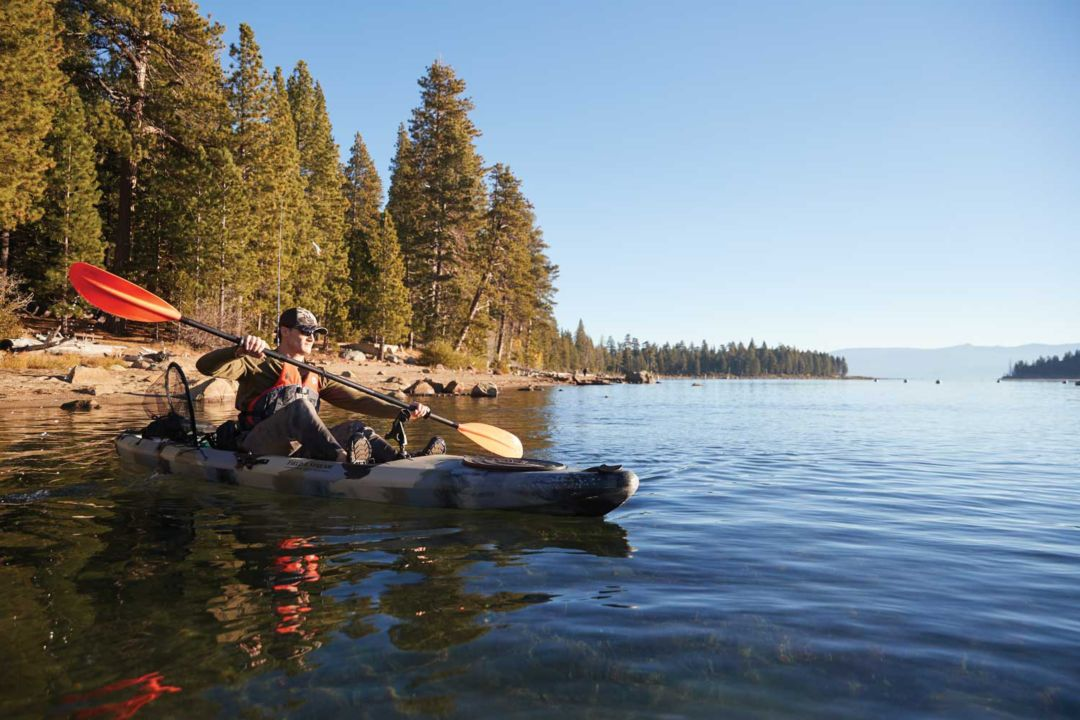 Field & Stream Eagle Talon 120 Kayak