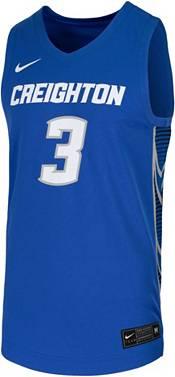 Nike Men's Creighton Bluejays #3 Blue Replica Basketball Jersey product image