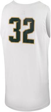 Nike Men's Michigan State Spartans #32 Replica Basketball White Jersey product image