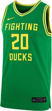 Nike Women's Sabrina Ionescu Oregon Ducks #20 Green Replica Basketball Jersey product image