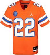 Jordan Youth Emmitt Smith Florida Gators #22 Orange 'Ring Of Honor' Replica Football Jersey product image