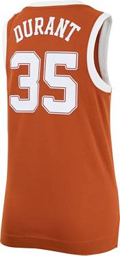 Nike Youth Kevin Durant Texas Longhorns #35 Burnt Orange Replica Basketball Jersey product image