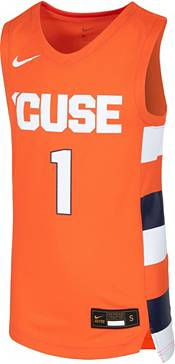 Nike Youth Syracuse Orange #1 Orange Replica Basketball Jersey product image