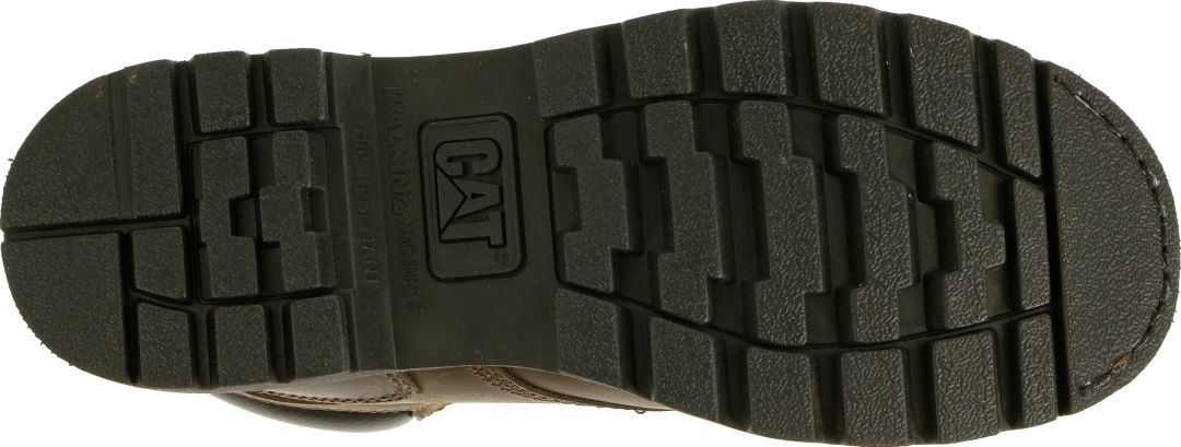 3e78f55b892 CAT Men's Second Shift Steel Toe EH Work Boots