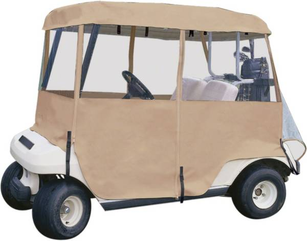 Classic Accessories Deluxe 2-Person Golf Cart Enclosure product image