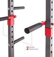 Body Champ Deluxe Power Rack Cage System product image