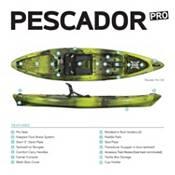 Perception Pescador Pro 10.0 Angler Kayak product image
