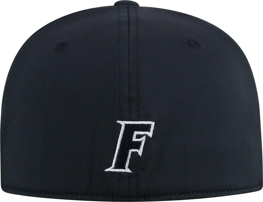 finest selection 013da f776f Top of the World Men s Florida Gators Phenom 1Fit Flex Black Hat