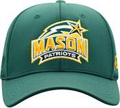 Top of the World Men's George Mason Patriots Green Phenom 1Fit Flex Hat product image