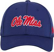 Top of the World Men's Ole Miss Rebels Blue Phenom 1Fit Flex Hat product image