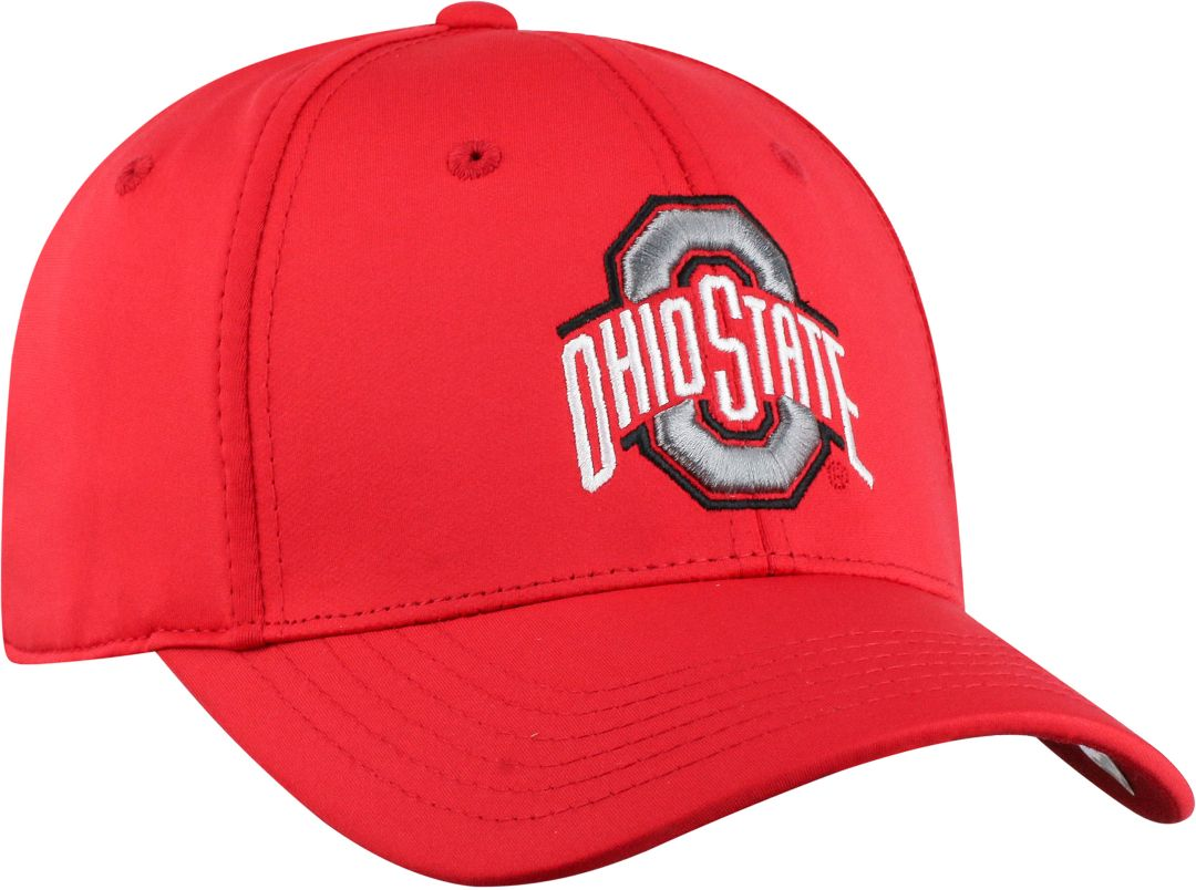 uk availability 07adc e1c2d Top of the World Men s Ohio State Buckeyes Scarlet Phenom 1Fit Flex Hat.  noImageFound. Previous. 1. 2. 3
