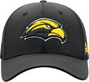 Top of the World Men's Southern Miss Golden Eagles Phenom 1Fit Flex Black Hat product image