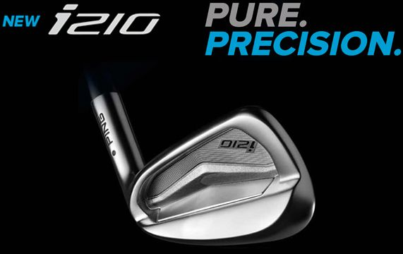 PING i210 Irons – Pure Precision