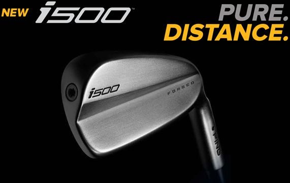 PING i500 Irons – Pure Distance