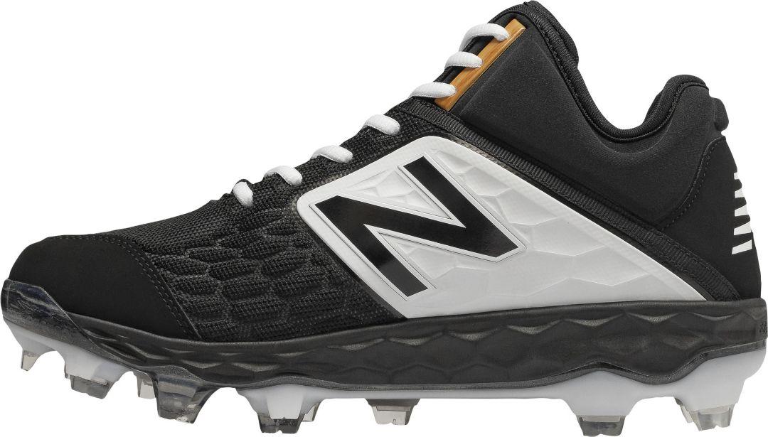 a43fb16e165bc New Balance Men's Fresh Foam 3000 V4 Mid TPU Baseball Cleats. noImageFound.  Previous. 1. 2. 3