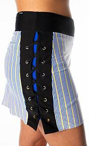 SwingDish Women's Zoey Striped Golf Skort product image