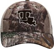 Top of the World Men's Louisiana Tech Bulldogs Camo Prey Adjustable Snapback Hat product image