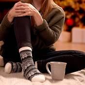 Field and Stream Women's Nordic Stripe Cozy Cabin Crew Socks product image