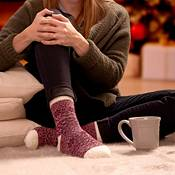Field and Stream Women's Marled Nordic Cozy Cabin Crew Socks product image