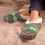 Field & Stream Women's Cozy Cabin Nordic Stripe Slipper Socks product image