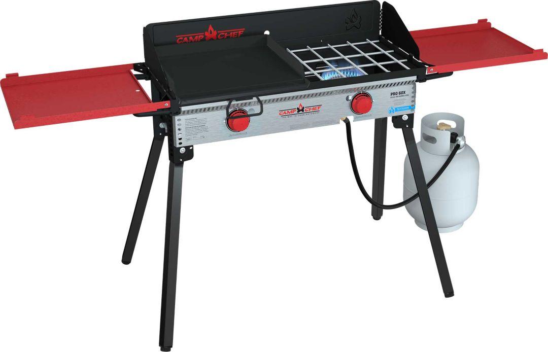 21776374eada Camp Chef Pro 60X Two-Burner Stove