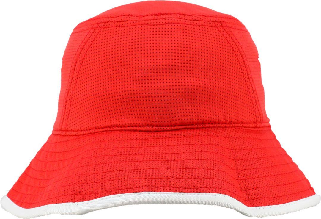 c1ba0629ae87e5 OSU Men's Ohio State Buckeyes Scarlet Bucket Hat | DICK'S Sporting Goods