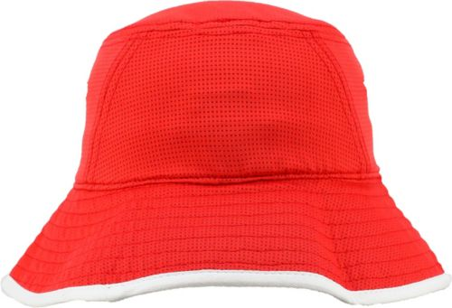 5f1dce6d4672b OSU Men s Ohio State Buckeyes Scarlet Bucket Hat