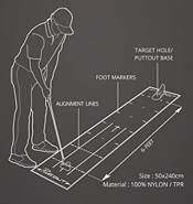 PuttOut Pro Putting Mat product image