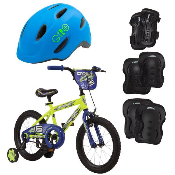 """Pacific Boys' Carbide 16"""" Bike Package product image"""