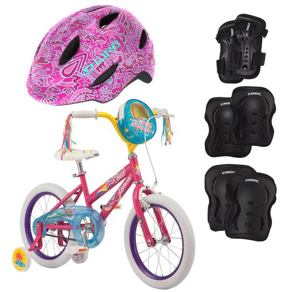 """Pacific Girls' Cloud Dancer 16"""" Bike Package product image"""