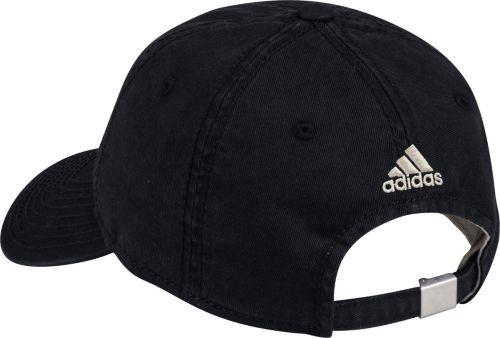 4d82bbf4 adidas Women's Ottawa Senators Black Slouch Adjustable Hat | DICK'S ...
