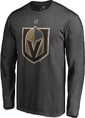 NHL Men's Vegas Golden Knights William Karlsson #71 Heather Grey Long Sleeve Player Shirt product image