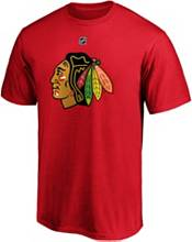 NHL Men's Chicago Blackhawks Alex DeBrincat #12 Red Player T-Shirt product image