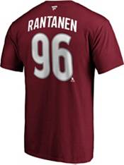 NHL Men's Colorado Avalanche Mikko Rantanen #96 Maroon Player T-Shirt product image