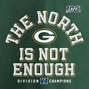 NFL Men's Green Bay Packers 2019 NFC North Division Champions T-Shirt product image
