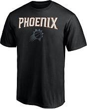 NBA Men's Phoenix Suns Devin Booker Black Cotton T-Shirt product image