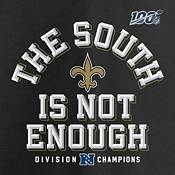 NFL Men's New Orleans Saints 2019 NFC South Division Champions T-Shirt product image