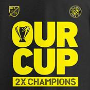 MLS Men's 2020 MLS Cup Champions Columbus Crew Parade T-Shirt product image