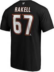 NHL Men's Anaheim Ducks Rickard Rakell #67 Black Player T-Shirt product image