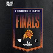 NBA Men's 2021 Western Conference Champions Phoenix Suns Locker Room T-Shirt product image