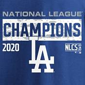 MLB Men's 2020 National League Champions Los Angeles Dodgers Single Roster T-Shirt product image