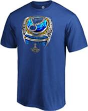NHL Men's 2019 NHL Stanley Cup Champions St. Louis Blues Ring T-Shirt product image