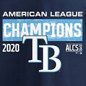MLB Men's 2020 American League Champions Tampa Bay Rays Single Roster T-Shirt product image