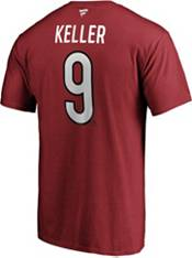 NHL Men's Arizona Coyotes Clayton Keller #9 Red Player T-Shirt product image